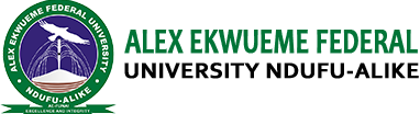 Alex Ekwueme Federal Univesity, Ndufu-Alike,Ebonyi State