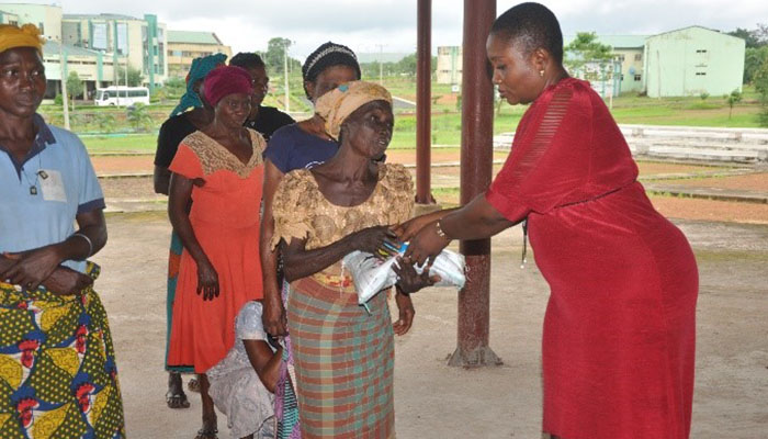 AE-FUNAI SHOWS LOVE AGAIN TO WOMEN OF HOST COMMUNITY