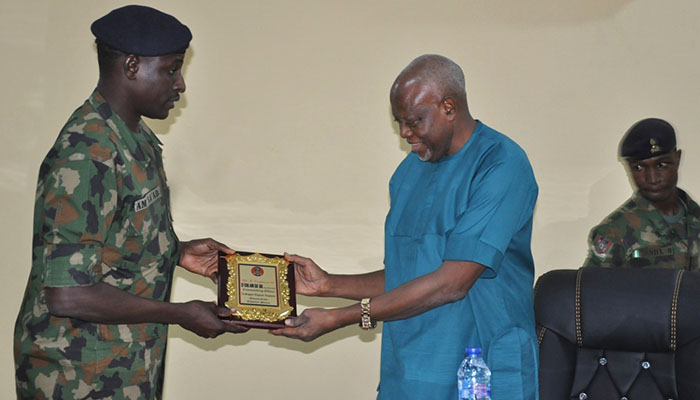 NIGERIAN ARMY ASSURES AE-FUNAI OF ADEQUATE SECURITY