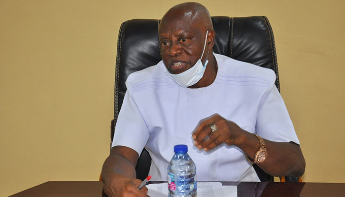 AE-FUNAI VC CONSTITUTES SECURITY COMMITTEE ON STAFF, STUDENTS' SAFETY