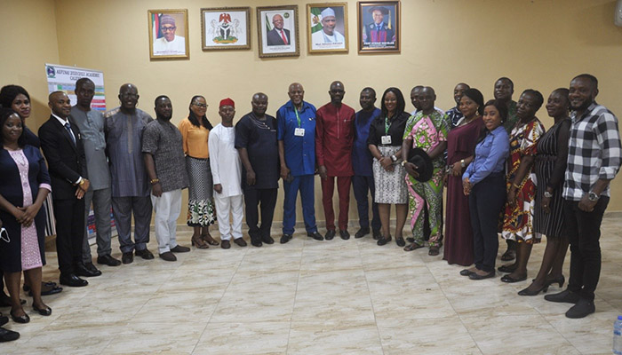 You are currently viewing AE-FUNAI VC PLEDGES PARTNERSHIP WITH COUNSELLING ASSOCIATION OF NIGERIA
