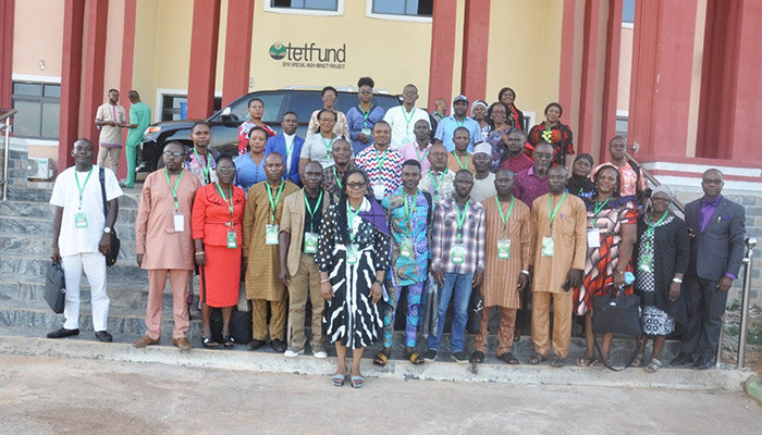 AE-FUNAI HOSTS 14TH ANNUAL INTERNATIONAL CONFERENCE OF ASSOCIATION OF SOCIOLOGISTS OF EDUCATION OF NIGERIA (ASEN)