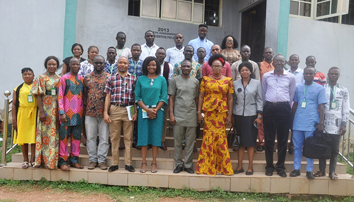 AE-FUNAI LAUNCHES CLIMATE CHANGE ACTION PROJECT (CLIMCAP)